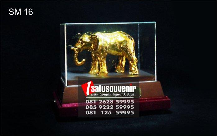 Miniatur Gajah | Jual Miniatur | Souvenir Miniatur Unik