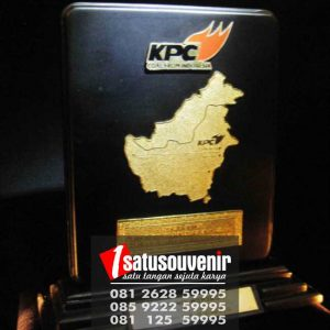 Plakat Kayu KPC | Buat Plakat Kayu | Plakat Kayu Murah
