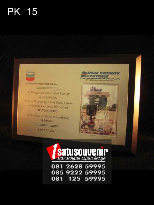 Plakat Kayu Chevron   Contoh Plakat Kayu Penghargaan   Toko Plakat