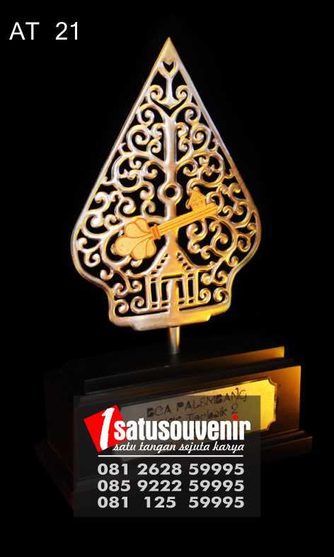 Plakat Trophy KPR BCA   Plakat Penghargaan