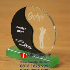 Trophy Golf Akrilik Gober Series