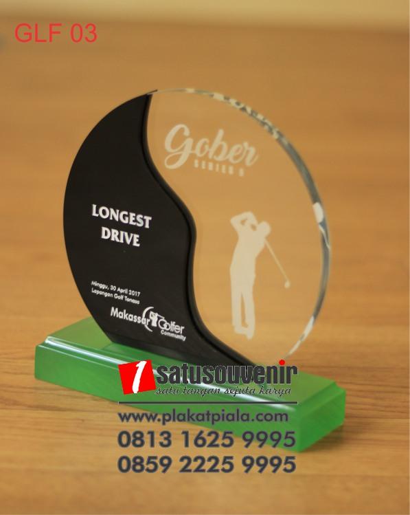 Trophy Golf Akrilik Gober Series